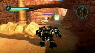 Test Transformers Prime : The Game Wii U - Screenshot 39