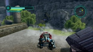 Test Transformers Prime : The Game Wii U - Screenshot 44