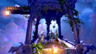 Test Trine 2 : Director's Cut Wii U - Screenshot 35