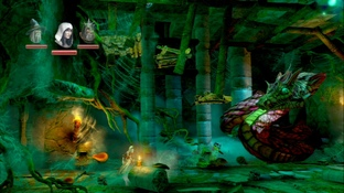 Test Trine 2 : Director's Cut Wii U - Screenshot 36