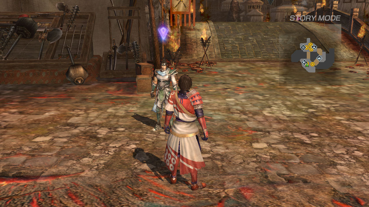 Images Warriors Orochi 3 Hyper Wii U - 62