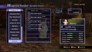 Pictures of Warriors Orochi 3 Hyper