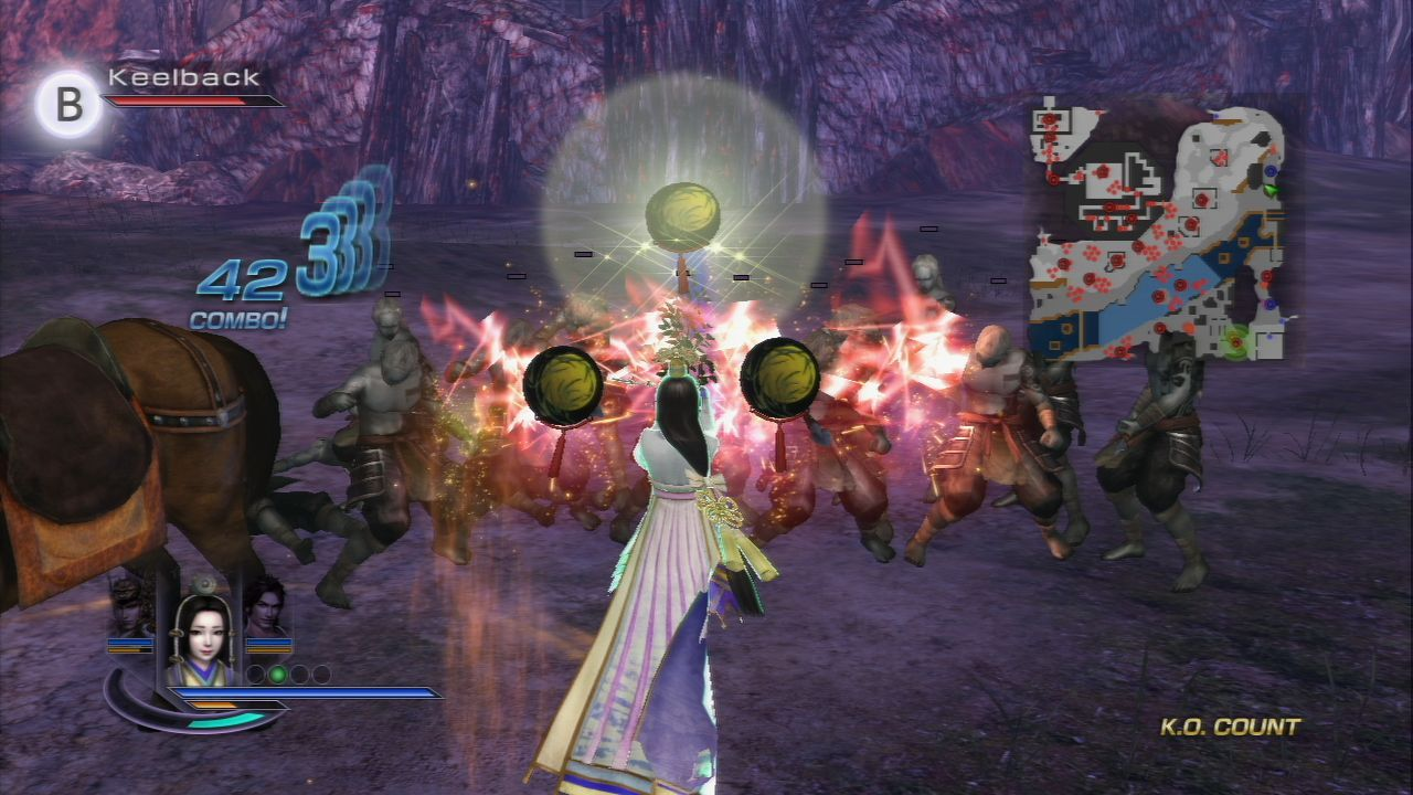 Images Warriors Orochi 3 Hyper Wii U - 90