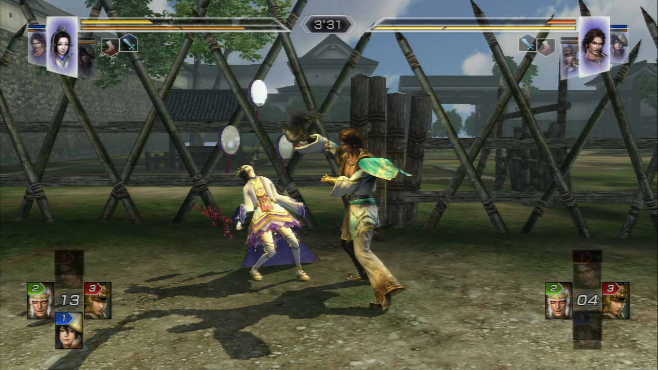 Images Warriors Orochi 3 Hyper Wii U - 92