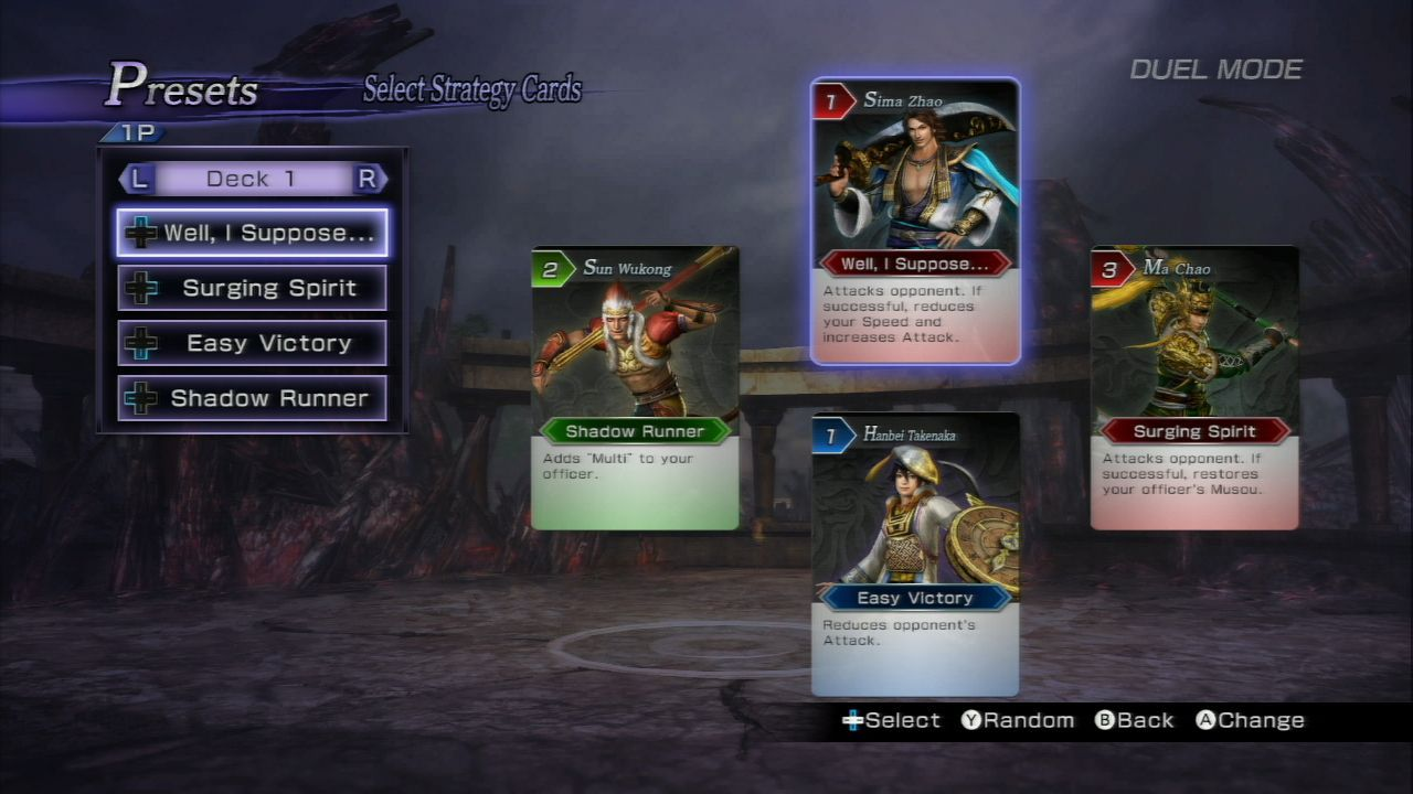 Images Warriors Orochi 3 Hyper Wii U - 96