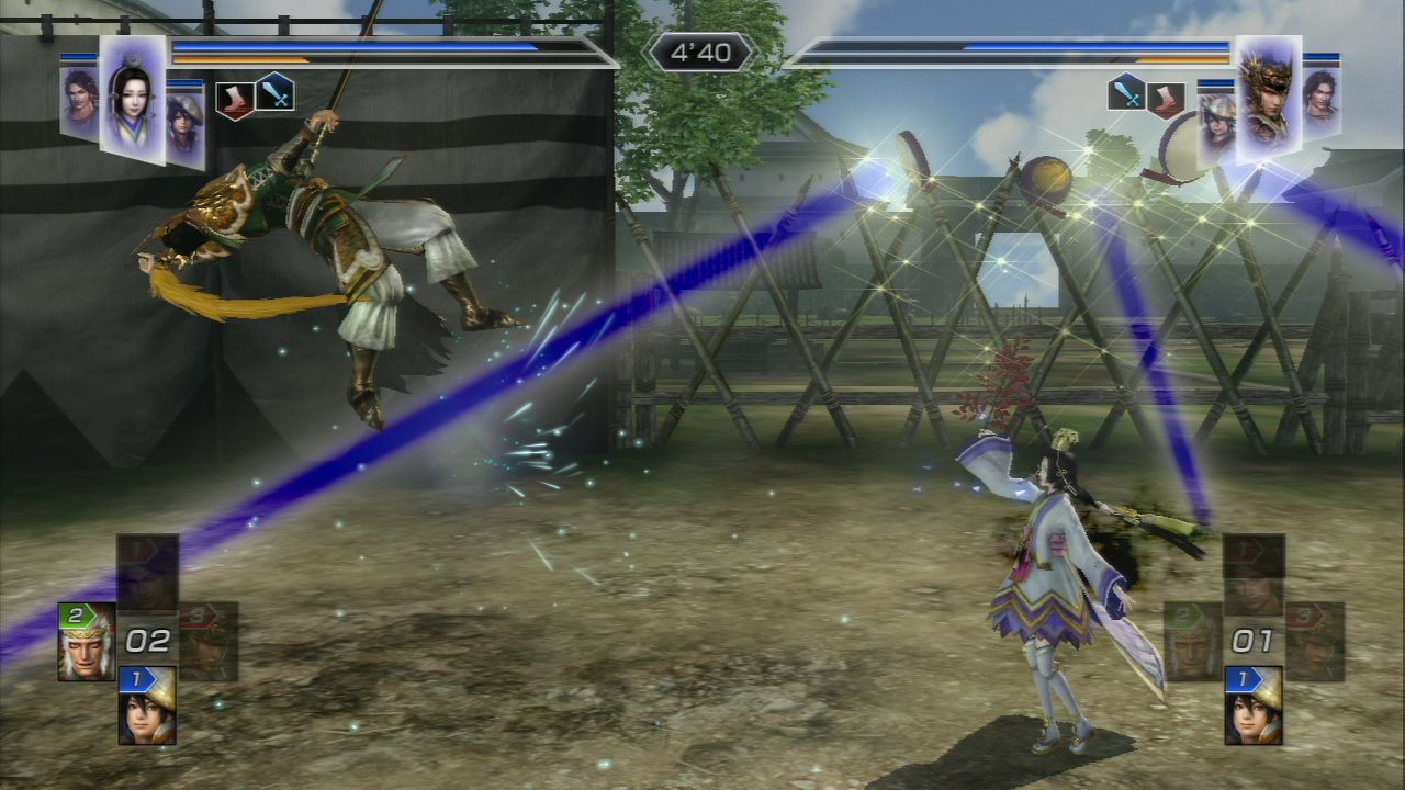 Images Warriors Orochi 3 Hyper Wii U - 97