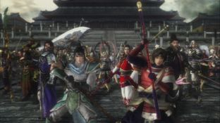 Test Warriors Orochi 3 Hyper Wii U - Screenshot 100