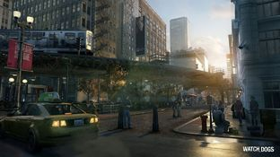 Images Watch Dogs Wii U - 1