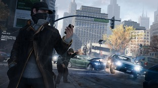 Aperçu Watch Dogs Wii U - Screenshot 11