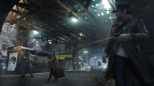 Aperçu Watch Dogs Wii U - Screenshot 12