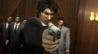 Images de Yakuza 1 & 2 HD Edition