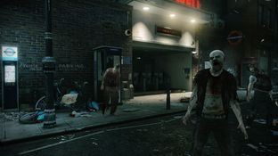 Test ZombiU Wii U - Screenshot 70