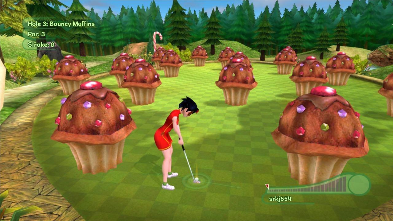 3D Ultra Mini Golf Adventures 2