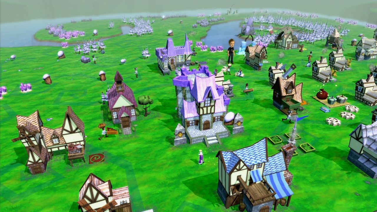 comment construire le donjon dans a world of keflings