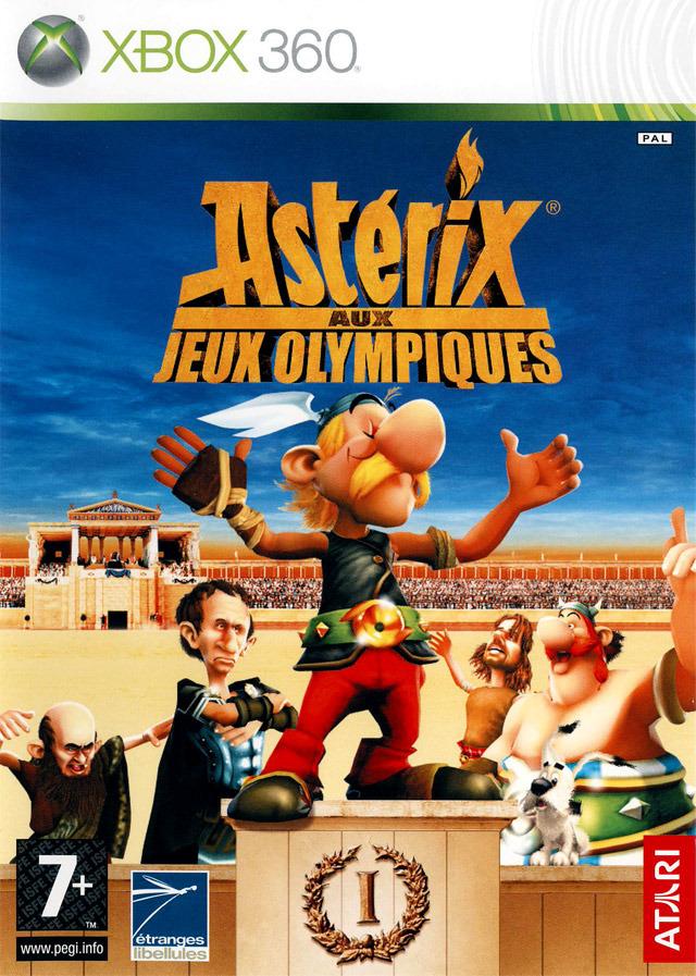 Astérix aux Jeux Olympiques [XBOX 360 | PAL]
