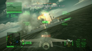 Ace Combat 6 : Fires of Liberation Xbox 360