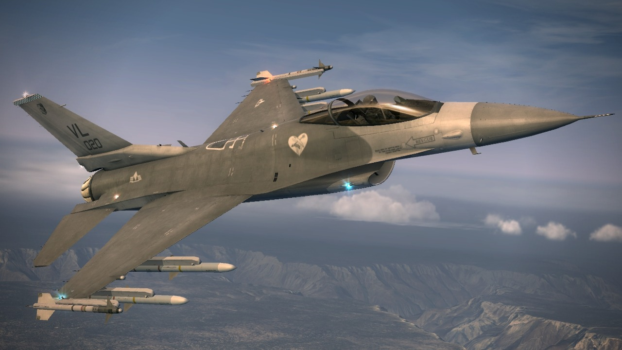 Images Ace Combat 6 : Fires of Liberation Xbox 360 - 453