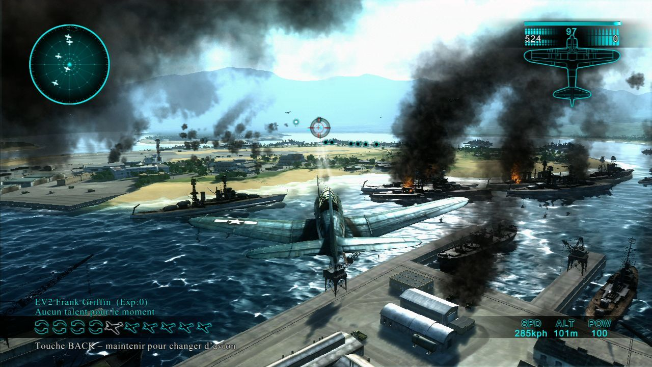 Images Air Conflicts : Pacific Carriers Xbox 360 - 28