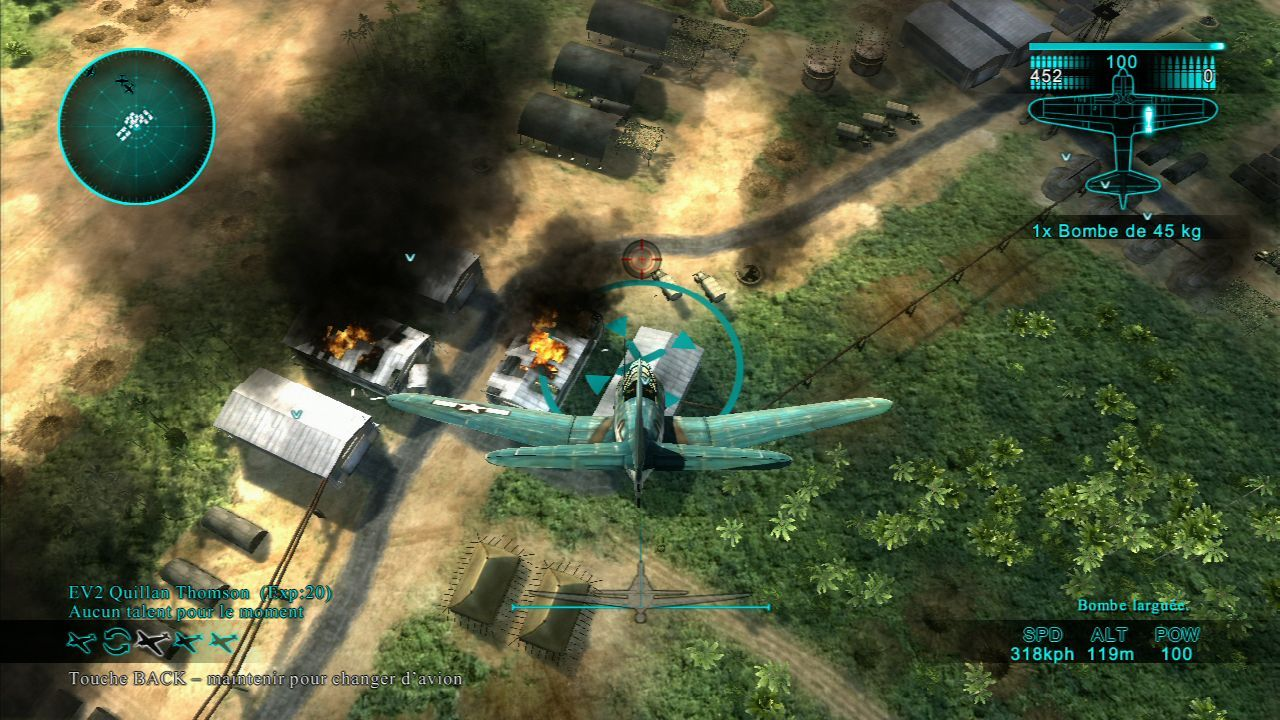 Images Air Conflicts : Pacific Carriers Xbox 360 - 29