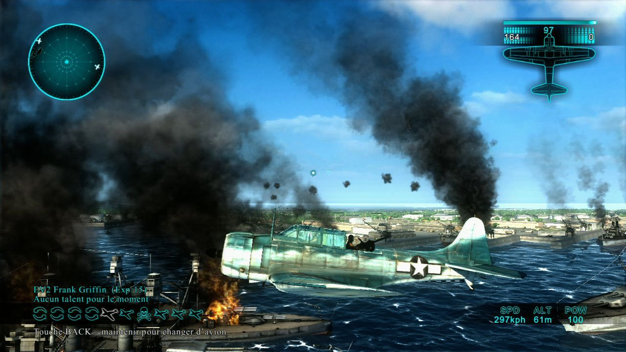 Images Air Conflicts : Pacific Carriers Xbox 360 - 34