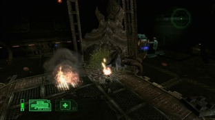 Test Alien Breed 2 : Assault Xbox 360 - Screenshot 14