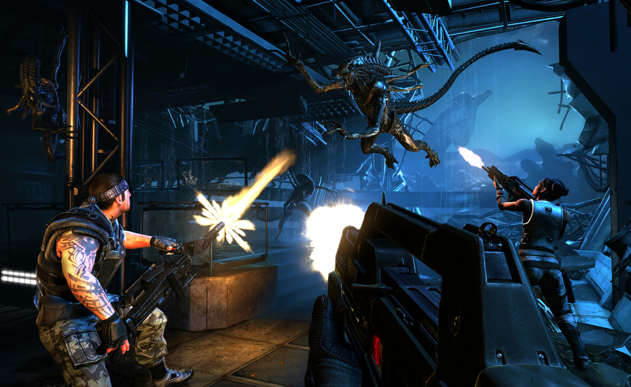 Images Aliens : Colonial Marines Xbox 360 - 29