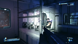 Test Aliens : Colonial Marines Xbox 360 - Screenshot 35