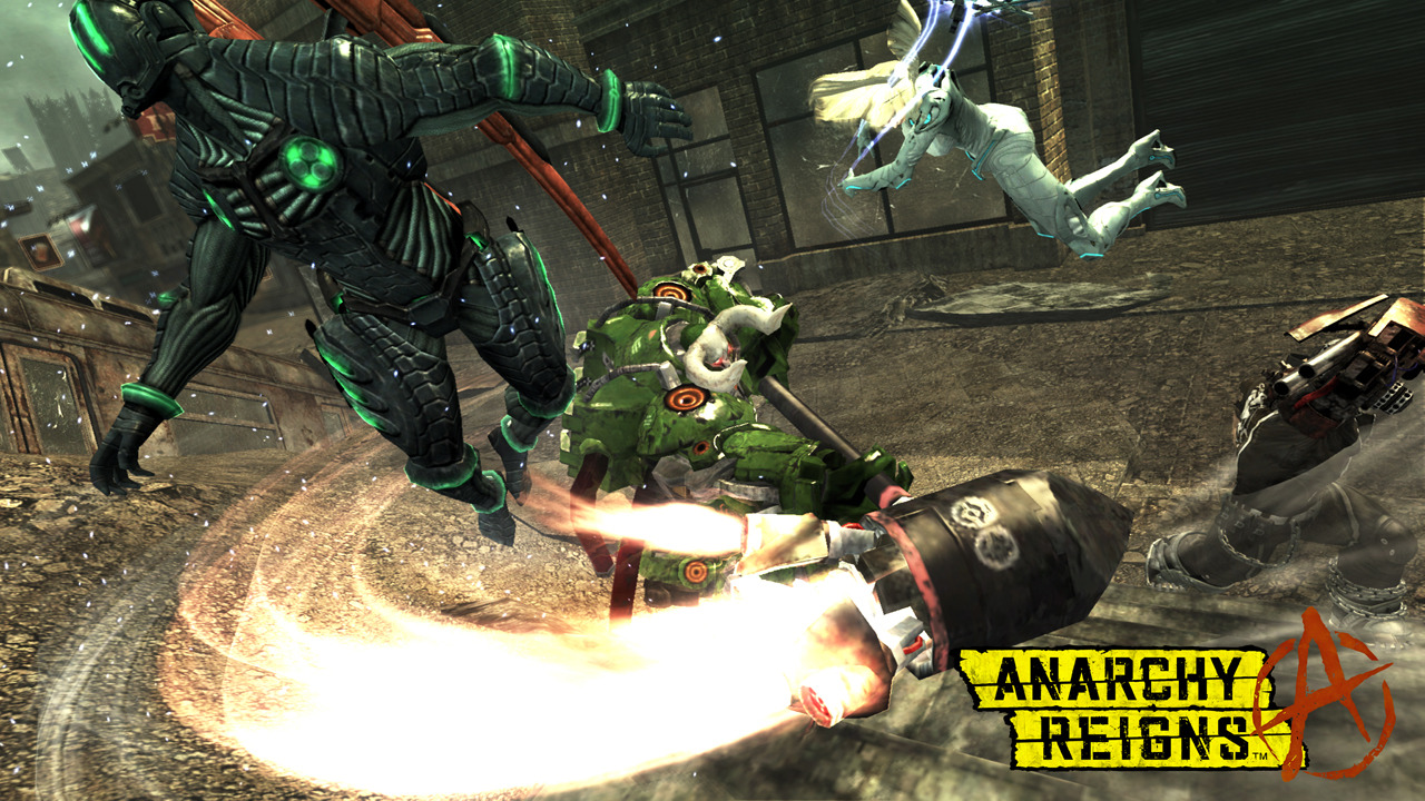 Images Anarchy Reigns Xbox 360 - 15