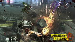 Aperçu Anarchy Reigns Xbox 360 - Screenshot 23