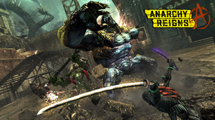 Aperçu Anarchy Reigns Xbox 360 - Screenshot 24