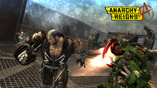 Aperçu Anarchy Reigns Xbox 360 - Screenshot 28