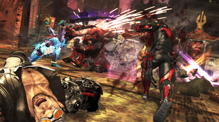 Images d'Anarchy Reigns