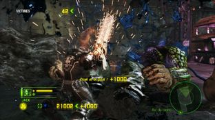 Test Anarchy Reigns Xbox 360 - Screenshot 193