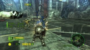 Test Anarchy Reigns Xbox 360 - Screenshot 194