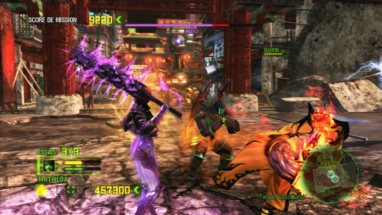 Images Anarchy Reigns Xbox 360 - 203