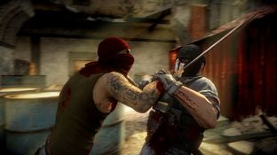 Aperçu Army of Two : Le Cartel du Diable Xbox 360 - Screenshot 20