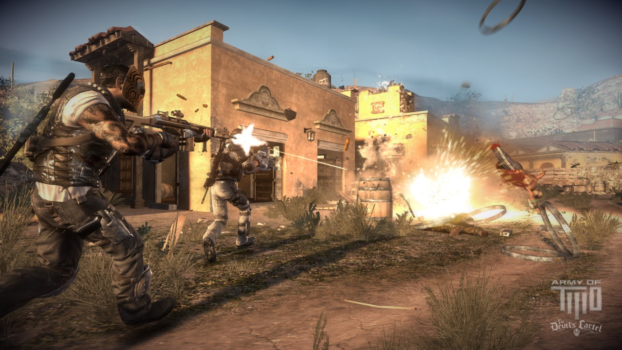Images Army of Two : Le Cartel du Diable Xbox 360 - 28