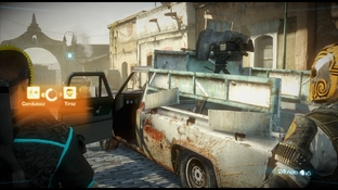 Test Army of Two : Le Cartel du Diable Xbox 360 - Screenshot 39