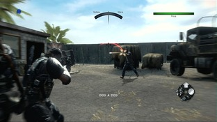 Test Army Of Two Xbox 360 - Screenshot 29