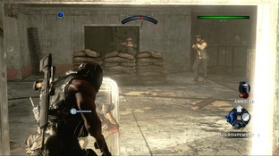 Test Army Of Two Xbox 360 - Screenshot 31