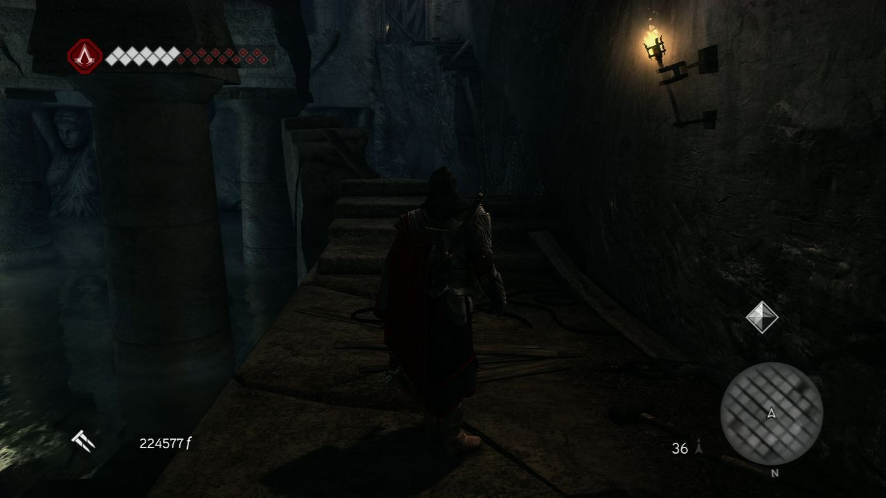 Assassin's Creed : Brotherhood : La Disparition de Da Vinci [FS]