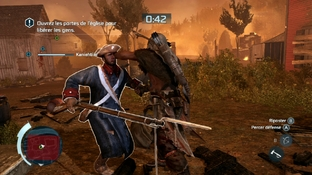 Images Assassin's Creed III : La Tyrannie du Roi Washington - Partie 1 - D�shonneur Xbox 360 - 10