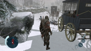 Images Assassin's Creed III : La Tyrannie du Roi Washington - Partie 1 - D�shonneur Xbox 360 - 11