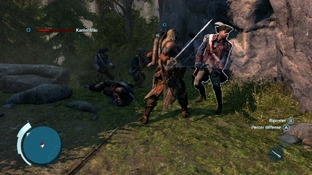 Images Assassin's Creed III : La Tyrannie du Roi Washington - Partie 1 - D�shonneur Xbox 360 - 17