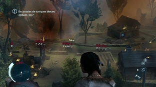 Images Assassin's Creed III : La Tyrannie du Roi Washington - Partie 1 - D�shonneur Xbox 360 - 18