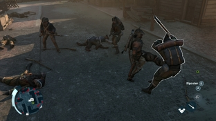 Test Assassin's Creed III : La Tyrannie du Roi Washington - Partie 2 - La Trahison Xbox 360 - Screenshot 10