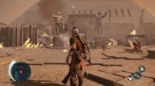Test Assassin's Creed III : La Tyrannie du Roi Washington - Partie 3 - Redemption Xbox 360 - Screenshot 1