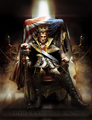 Images Assassin's Creed III : La Tyrannie du Roi Washington - Partie 1 - D�shonneur Xbox 360 - 1
