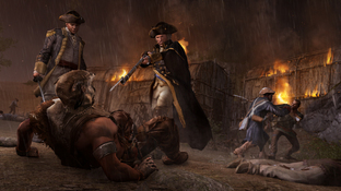 Images Assassin's Creed III : La Tyrannie du Roi Washington - Partie 1 - D�shonneur Xbox 360 - 4