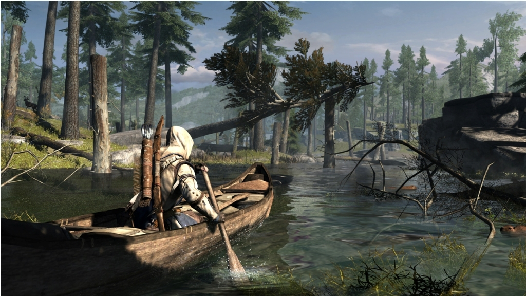 Assassins Creed III XBOX360 COMPLEX
